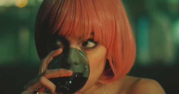 """Drunk"" - Anteros music video still"