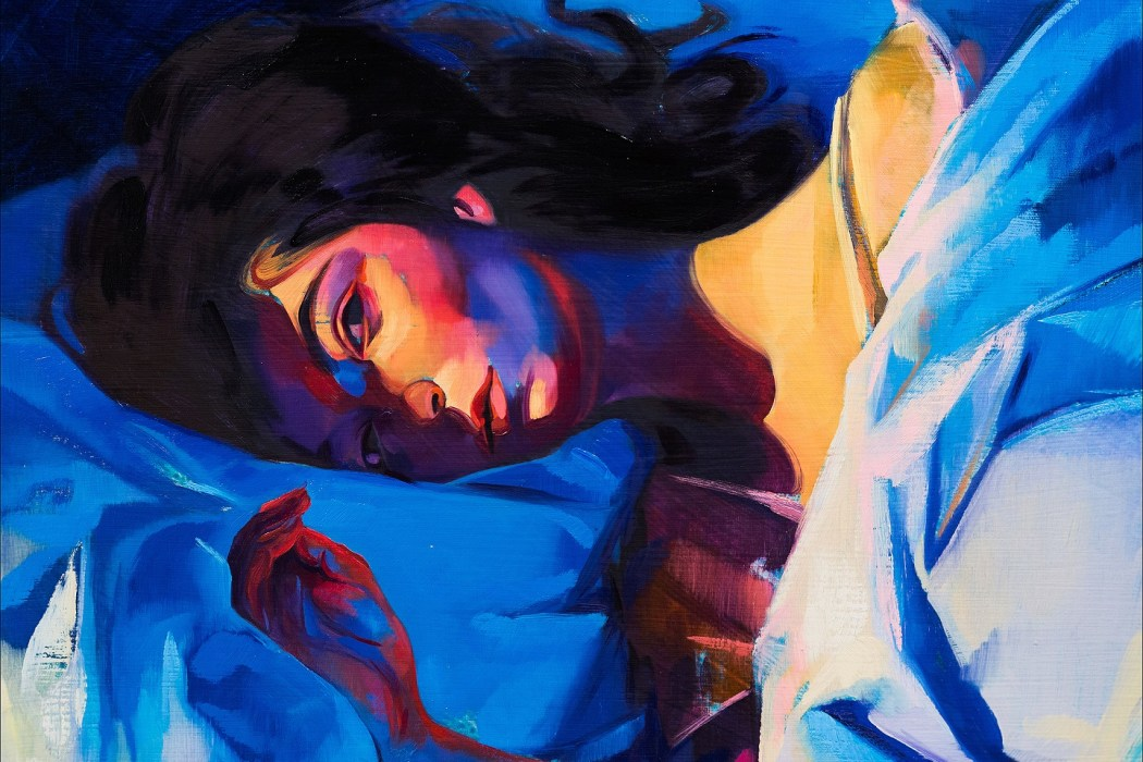 Melodrama - Lorde cover art