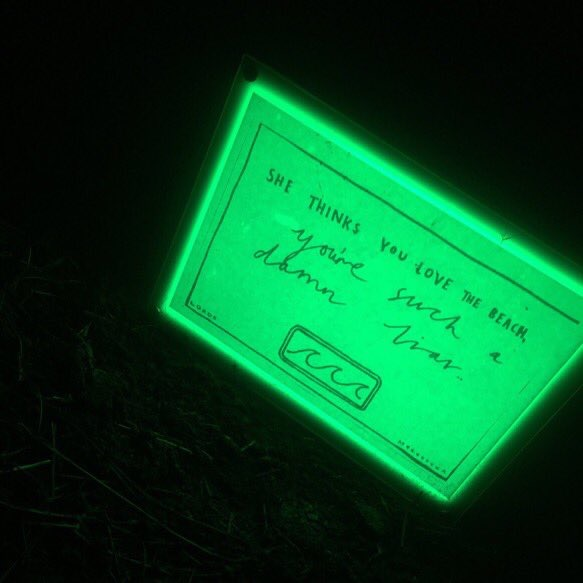 "Lorde ""Green Light"" promo"