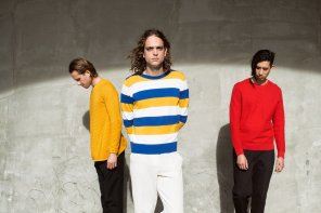 "This Just In: Sir Sly's Raw ""High"" Hits Hard and Feels Good"