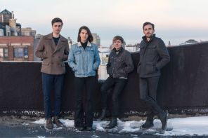 "Premiere: The Ruby Shots Take Off on the Road with ""Brake Lights"""