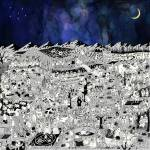 Pure Comedy - Father John Misty album art