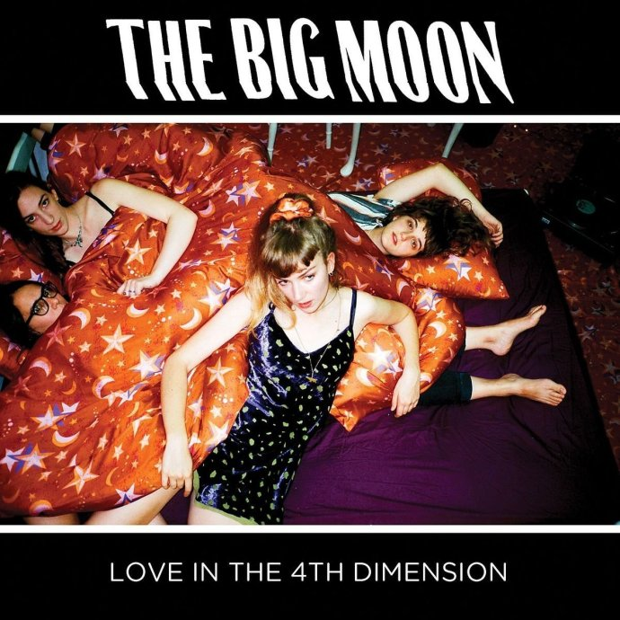 Love in the 4th Dimension - The Big Moon