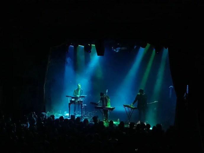 Shura, live at Bowery Ballroom NYC 4/25/2017 © Carmen Chan