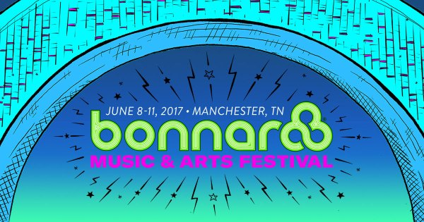 Bonnaroo 2017 logo