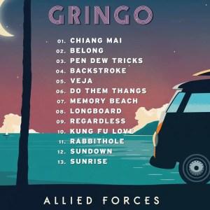 Gringo tracklist - Bardo