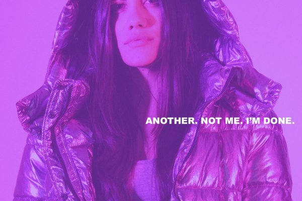Another. Not me. I'm Done. - Sofi de la Torre