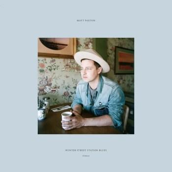 Hunter Street Station Blues EP - Matt Paxton