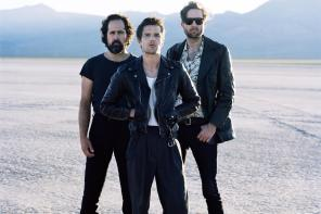 "This Just In: The Killers ""Run for Cover"" with a Restless Urgency"