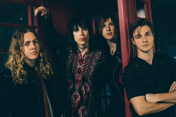 The Struts © Catie Laffoon