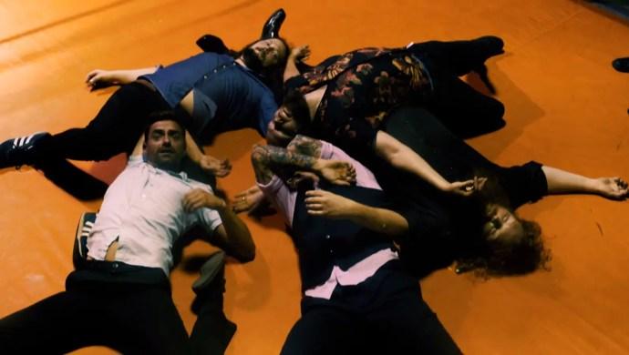 Pressure - Quiet Hollers music video