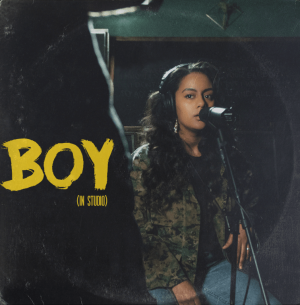 Bibi Bourelly - Boy (In Studio)