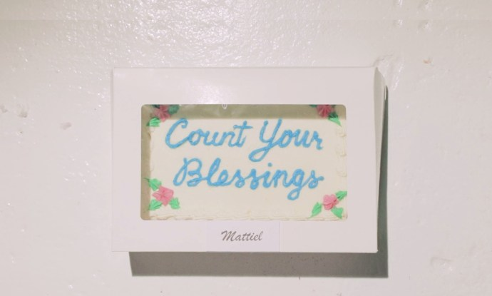Count Your Blessings - Mattiel