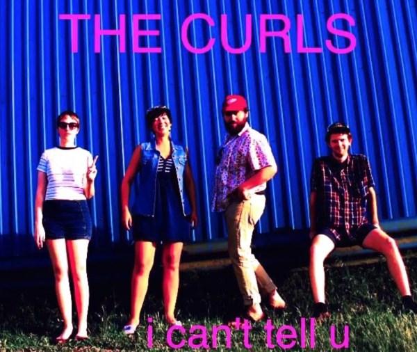 i can't tell u - The Curls