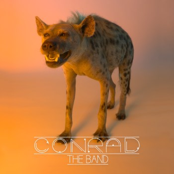 Valley Fever - Conrad the Band album art