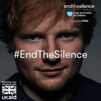 End the Silence x Ed Sheeran