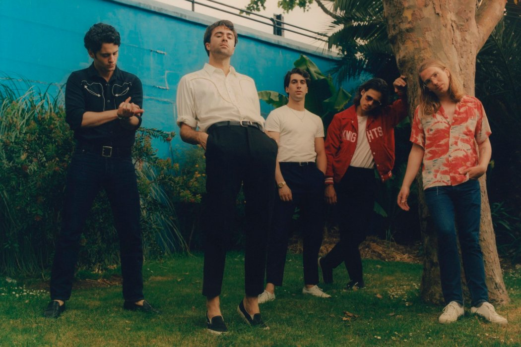 The Vaccines © Brad Elterman