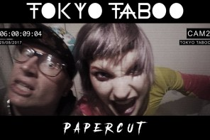 "Video Premiere: Tokyo Taboo Get Bloody in ""Papercut"""