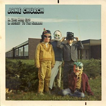 Rocket to the Kremlin - Jane Church single art