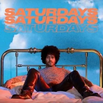 Saturdays - Twin Shadow single art
