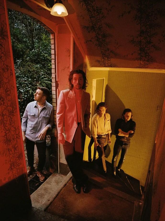 Arctic Monkeys © Zackery Michael