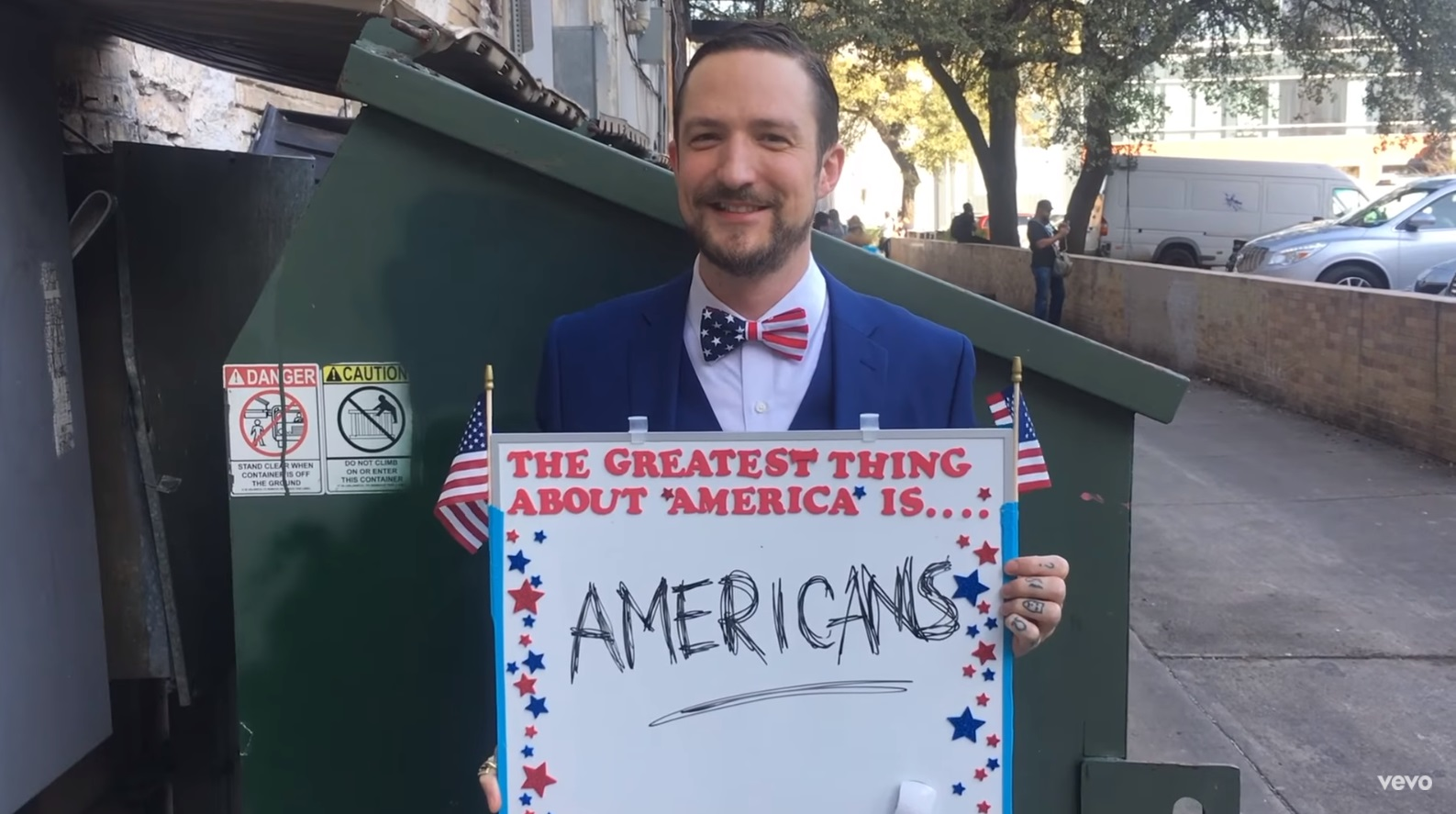 Make America Great Again - Frank Turner