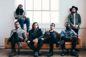 "Interview: Welshly Arms Go ""Down to the River"" with Epic Glory"