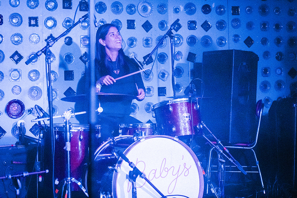 La Luz at Baby's All Right © Nicole Almeida