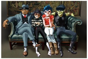"Our Take: Ever Enjoyable & Inventive, Gorillaz Returns with ""The Now Now"""