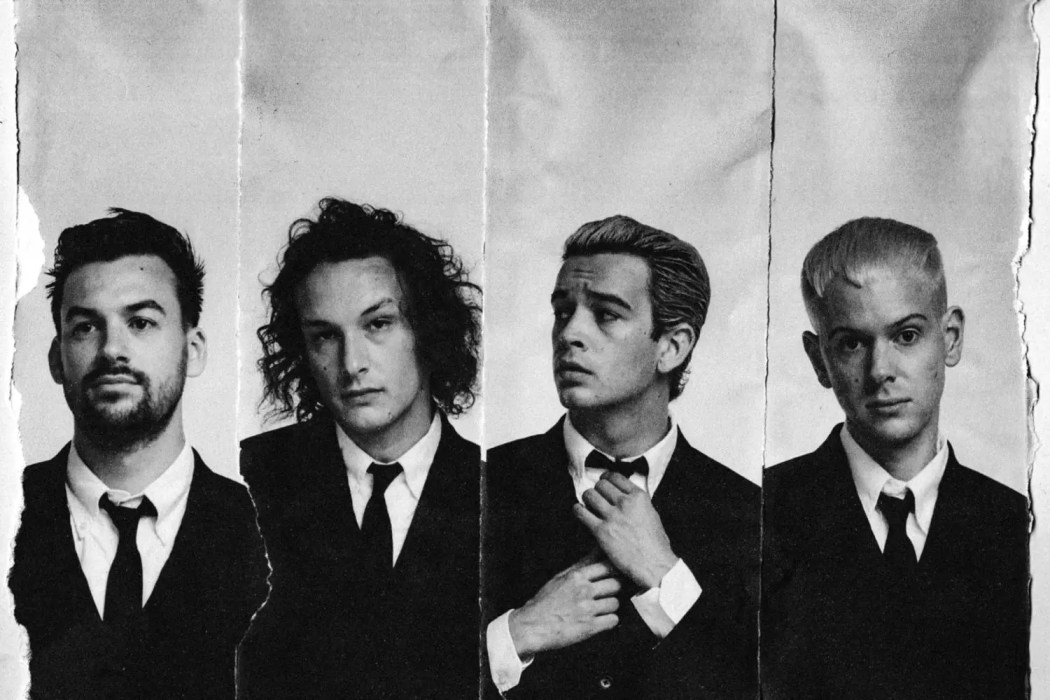 """Love It If We Made It"" - The 1975 © Dirty Hit"