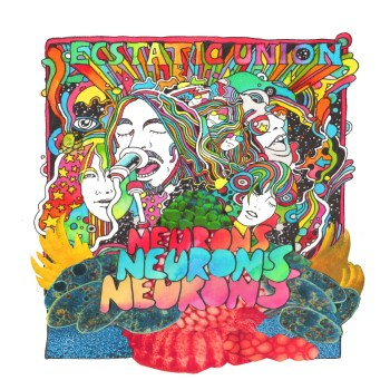 Neurons - Ecstatic Union album art