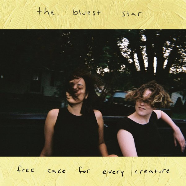 the bluest star - free cake for every creature