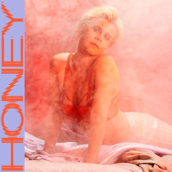 Honey - Robyn single art