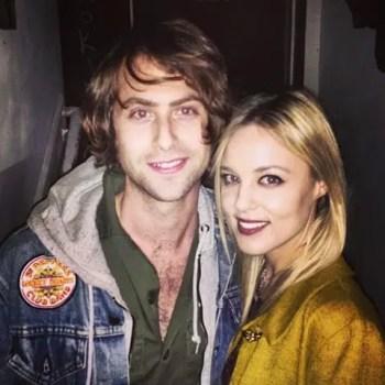 Justin Levinson & Anna Nalick on tour, November 2014