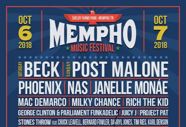 Mempho Music Festival 2018