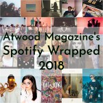 Atwood Magazine's Spotify Wrapped square