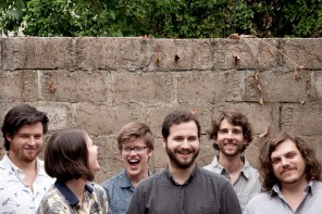 """Premiere: The Pain and Charm of Haint Blue's """"Bear the Burden"""""""