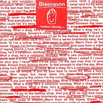 Blaenavon - Catatonic Skinbag Single Cover