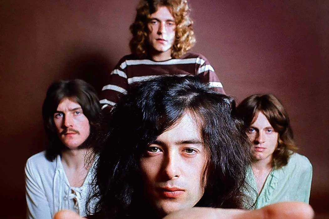 Led Zeppelin Rises: New Album Out in September, Reunion Tour This