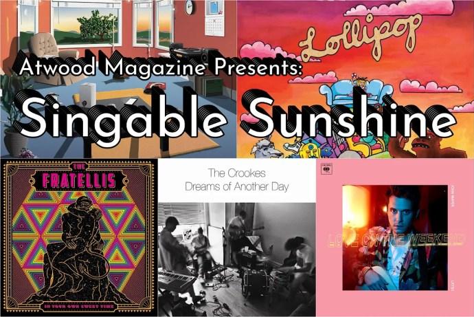 Singable Sunshine 2019