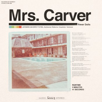 Mrs. Carver - Fever Dolls