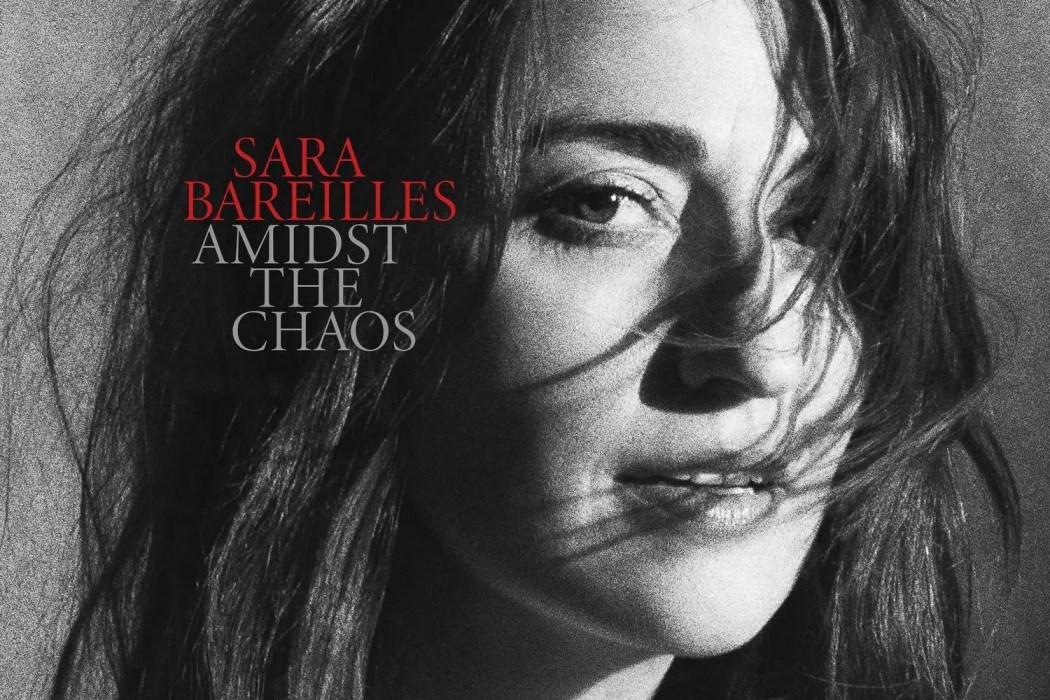 Sara Bareilles - Amidst the Chaos Album Art