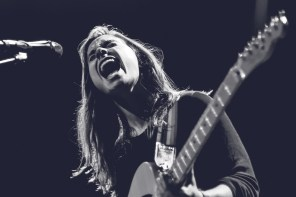"Review: Julien Baker's Modern Gospel in ""Red Door / Conversation Piece"""