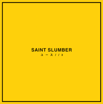 Youth//3 EP - Saint Slumber