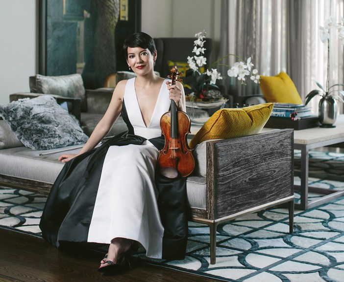 60005f552 Meet Renowned Violinist Anne Akiko Meyers - Austin Woman Magazine