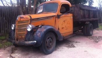 1949 International KB-5 Truck in Manor, Texas | ATX Car