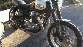 Best Kawasaki? KZ650 at Lady Bird Lake | ATX Car Pictures | Real