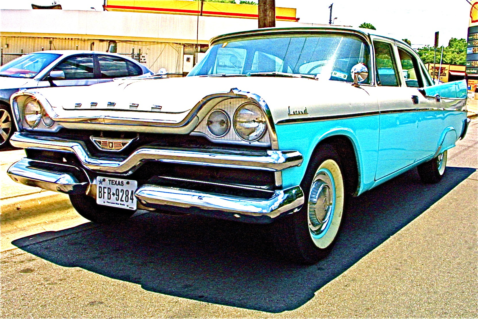 Cars For Sale Austin Tx >> 1957 Dodge Coronet Sedan in S. Austin | ATX Car Pictures | Real Pics from Austin TX Streets ...