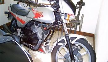 Moto Morini Corsarino ZZ 50cc Motorcycle   ATX Car Pictures   Real