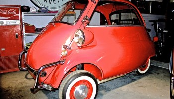 1958 BMW Isetta 300 in N  Central Austin | ATX Car Pictures